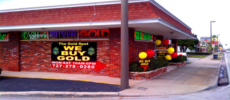 Best Gold Store in St Petersburg Florida