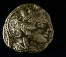 Ancient Greek coin dealers in St Pete