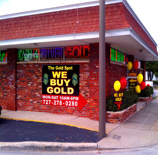 Rare coin Dealer in St Pete FL